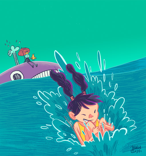 Julia Cejas Illustration - Julia Cejas